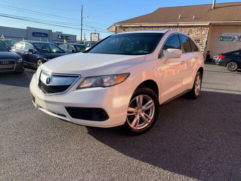 2013 Acura RDX for sale at Keystone Auto Center LLC in Allentown PA