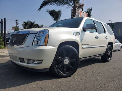 2009 Cadillac Escalade Hybrid for sale at GENERATION 1 MOTORSPORTS #1 in Los Angeles CA