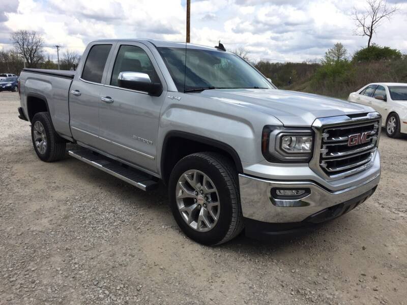 2018 GMC Sierra 1500 for sale at AFS Ohio in Plain City OH