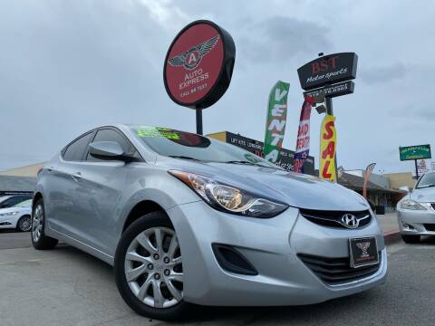 2011 Hyundai Elantra for sale at Auto Express in Chula Vista CA