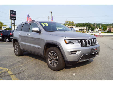 2019 Jeep Grand Cherokee for sale at Classified pre-owned cars of New Jersey in Mahwah NJ