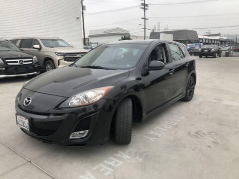 2010 Mazda MAZDA3 for sale at Hunter's Auto Inc in North Hollywood CA