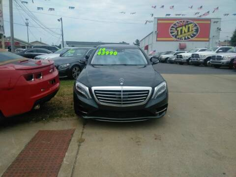 2014 Mercedes-Benz S-Class for sale at AUTOPLEX 528 LLC in Huntsville AL