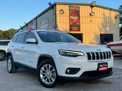 2019 Jeep Cherokee for sale at Premium Auto Group in Humble TX
