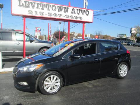 2015 Kia Forte5 for sale at Levittown Auto in Levittown PA