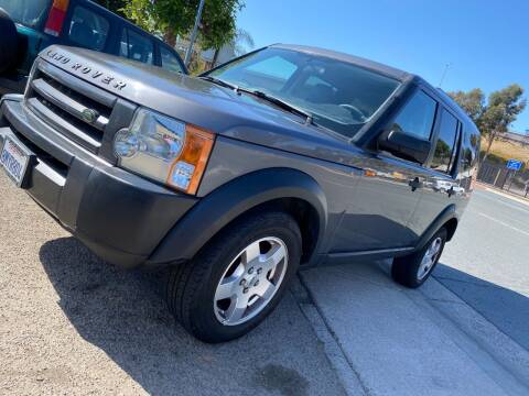 2005 Land Rover LR3 for sale at Beyer Enterprise in San Ysidro CA
