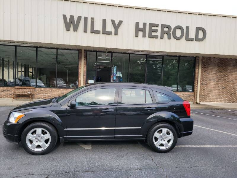 2008 Dodge Caliber for sale at Willy Herold Automotive in Columbus GA
