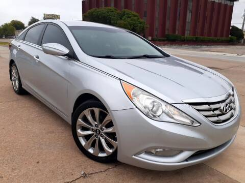 2013 Hyundai Sonata for sale at Automay Car Sales in Oklahoma City OK