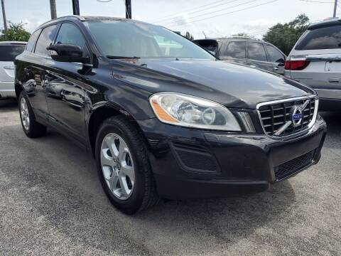 2013 Volvo XC60 for sale at Mars auto trade llc in Kissimmee FL