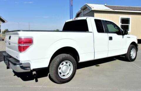 2011 Ford F-150 for sale at Central City Auto West in Lewistown MT