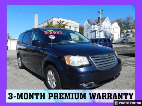 2008 Chrysler Town and Country for sale at 2010 Auto Sales in Glassport PA