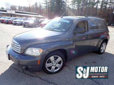 2009 Chevrolet HHR for sale at S & J Motor Co Inc. in Merrimack NH