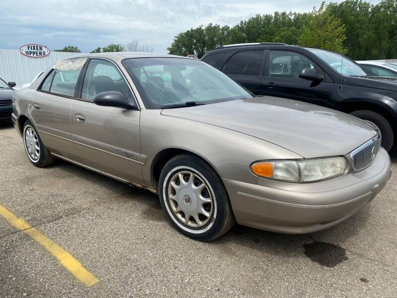 1998 Buick Century for sale at WELLER BUDGET LOT in Grand Rapids MI