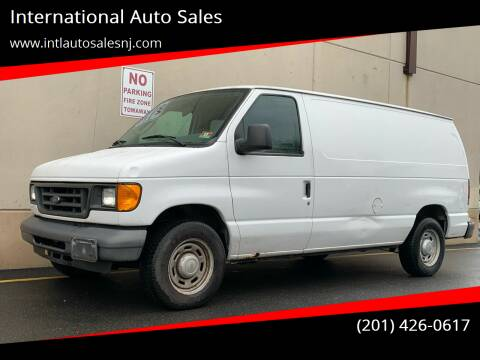2005 Ford E-Series Cargo for sale at International Auto Sales in Hasbrouck Heights NJ