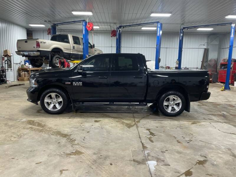 2014 RAM Ram Pickup 1500 for sale at Southwest Sales and Service in Redwood Falls MN