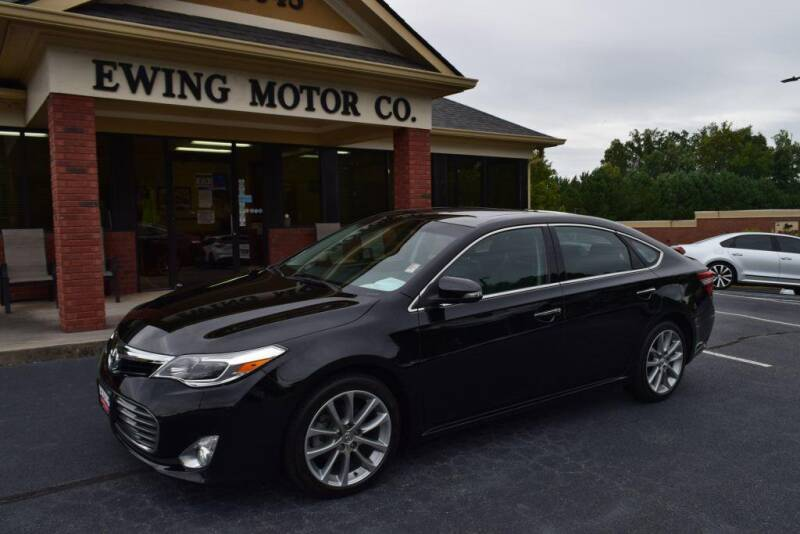 2014 Toyota Avalon for sale at Ewing Motor Company in Buford GA