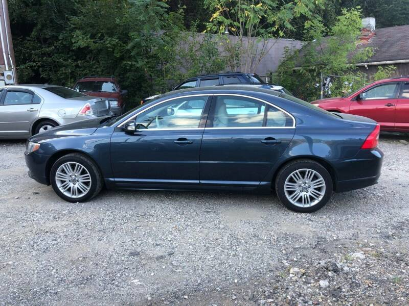 2007 Volvo S80 for sale at Compact Cars of Pittsburgh in Pittsburgh PA