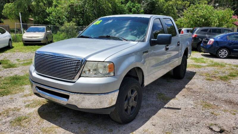 2008 Ford F-150 for sale at Firm Life Auto Sales in Seffner FL