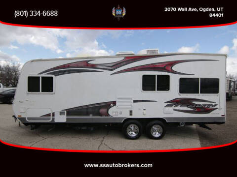 2013 Forest River STEALTH for sale at S S Auto Brokers in Ogden UT