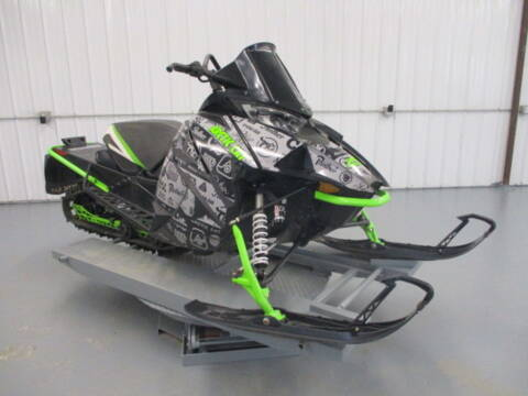 2018 Arctic Cat XF 8000 High Country Limited E for sale at Road Track and Trail in Big Bend WI
