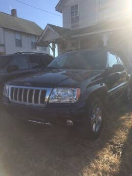 2004 Jeep Grand Cherokee for sale at Village Auto Center INC in Harrisonburg VA
