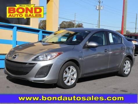 2011 Mazda MAZDA3 for sale at Bond Auto Sales in St Petersburg FL