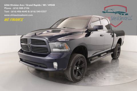 2014 RAM Ram Pickup 1500 for sale at Elvis Auto Sales LLC in Grand Rapids MI