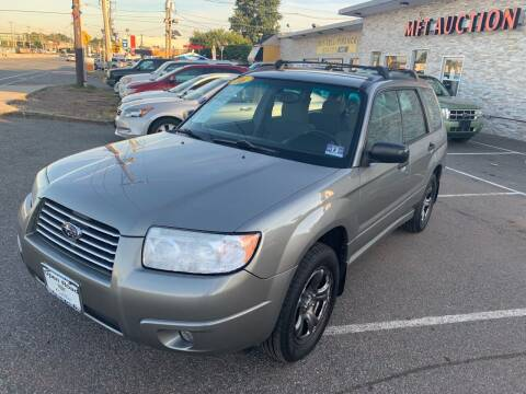 2006 Subaru Forester for sale at MFT Auction in Lodi NJ