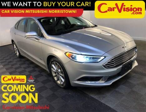 2018 Ford Fusion Energi for sale at Car Vision Mitsubishi Norristown in Norristown PA
