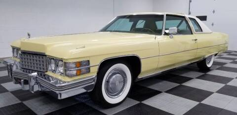 1974 Cadillac DeVille for sale at 920 Automotive in Watertown WI