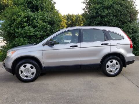 2007 Honda CR-V for sale at Hollingsworth Auto Sales in Wake Forest NC