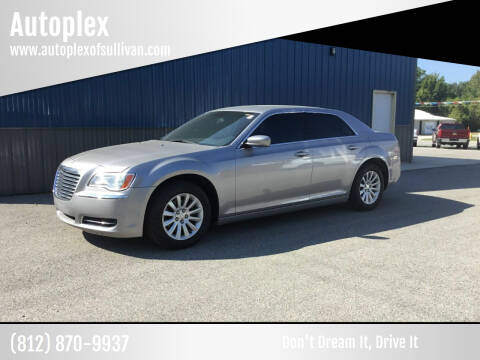 2011 Chrysler 300 for sale at Autoplex in Sullivan IN