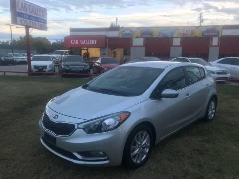 2014 Kia Forte5 for sale at Car Gallery in Oklahoma City OK