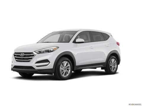2018 Hyundai Tucson for sale at Bourne's Auto Center in Daytona Beach FL