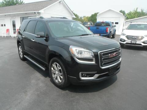 2014 GMC Acadia for sale at Morelock Motors INC in Maryville TN