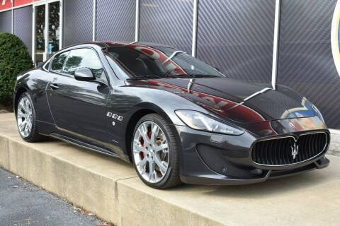 2014 Maserati GranTurismo for sale at Alfa Romeo & Fiat of Strongsville in Strongsville OH