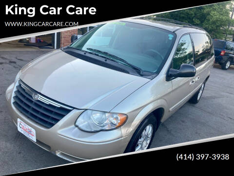 2006 Chrysler Town and Country for sale at King Car Care in Milwaukee WI