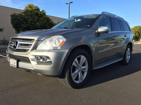 2010 Mercedes-Benz GL-Class for sale at 707 Motors in Fairfield CA