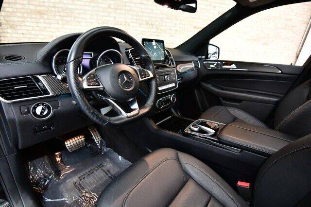 2017 Mercedes-Benz GLE AWD AMG GLE 43 4MATIC 4dr SUV - Bensenville IL