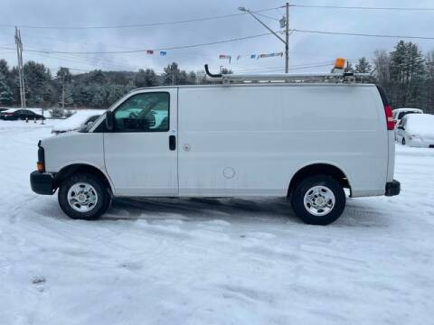 2012 Chevrolet Express Cargo for sale at Upstate Auto Sales Inc. in Pittstown NY