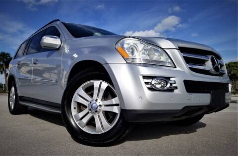 2009 Mercedes-Benz GL-Class for sale at Progressive Motors in Pompano Beach FL
