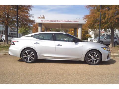 2020 Nissan Maxima for sale at BLACKBURN MOTOR CO in Vicksburg MS