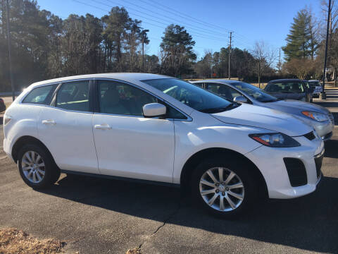2011 Mazda CX-7 for sale at O'Quinns Auto Sales, Inc in Fuquay Varina NC