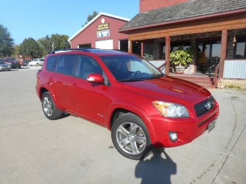 2011 Toyota RAV4 for sale at Boyett Sales & Service in Holton KS