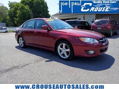 2009 Subaru Legacy for sale at Joe and Paul Crouse Inc. in Columbia PA