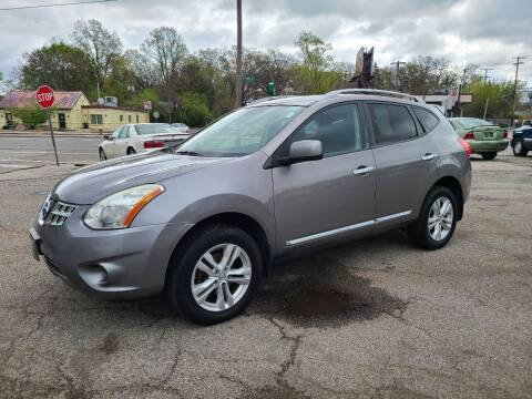 2012 Nissan Rogue for sale at Johnny's Motor Cars in Toledo OH