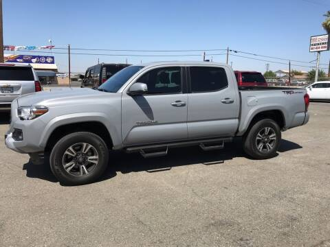 2018 Toyota Tacoma for sale at First Choice Auto Sales in Bakersfield CA