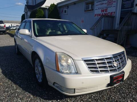 2008 Cadillac DTS for sale at Reyes Automotive Group in Lakewood NJ