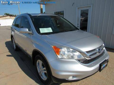 2010 Honda CR-V for sale at TWIN RIVERS CHRYSLER JEEP DODGE RAM in Beatrice NE