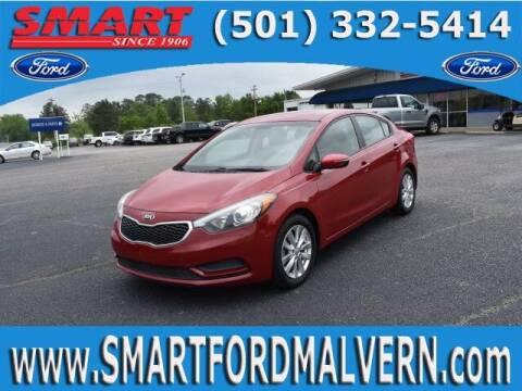 2014 Kia Forte for sale at Smart Auto Sales of Benton in Benton AR